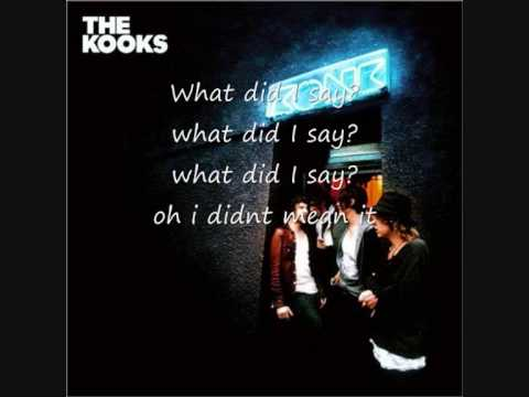 The kooks - Stormy Weather lyrics