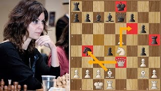 That Awkward Moment When Your Wife Plays 1.f4 Against You & Crushes You in 23 Moves!