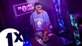 "Lucky Daye ""Karma"" and Summer Walker cover ""Come Thru"" in the BBC 1xtra Live Lounge"