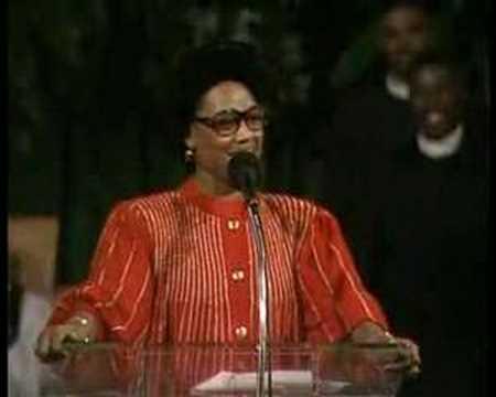 Pastor Maria Gardner Thomas Invitation to Jesus CH...