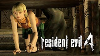 RESIDENT EVIL 4 - #12: Controlando a Ashley!