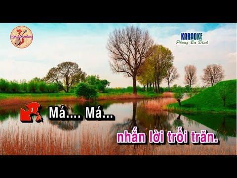 [Karaoke] Trích đoạn: Cô Lành Cầu Bông (Một Kiếp Hoa Đêm)