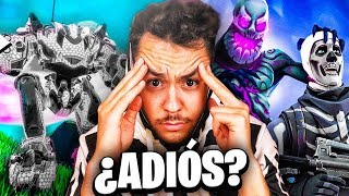 FORTNITE: ADIÓS ROBOTS... HOLA ZOMBIES!! - TheGrefg