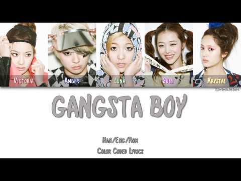 F(X) - GANGSTA BOY [Color Coded Han|Rom|Eng]
