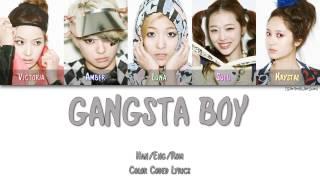 F(X) - Gangsta Boy
