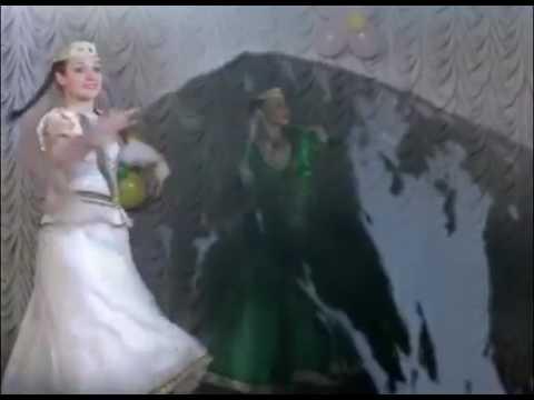 Ансамбль Азербайджан Лирический танец