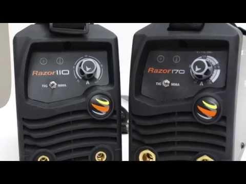 ARC/TIG - 110Amp & 170Amp DC Welding