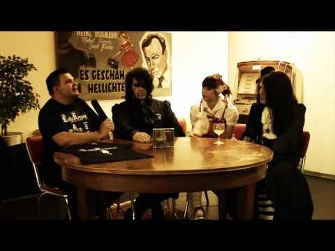 Lolita KompleX - Interview mit Ulf in Frankfurt / Das Bett