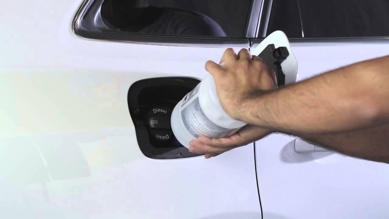 kruse automotive - adblue® betankung eines pkw - youtube