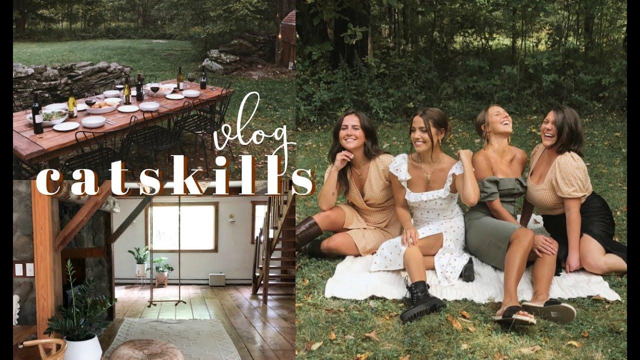 VLOG: the Catskills, cooking & finally back together!