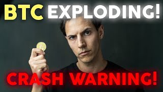 BITCOIN EXPLODING to $35,000 NEW ATH! Too Late to Buy or Not? WARNING!