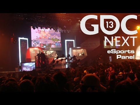 The Evolution of e-Sports as a Sport, Entertainment and International Pastime - GDC Next