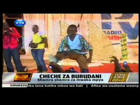 News : Cheche Za Burudani