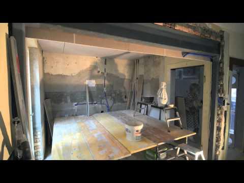 Wiesmann Küchen - Altes Haus braucht neue Küche - Timelapse-Video - 3 Wochen Umbau in 2 Minuten!