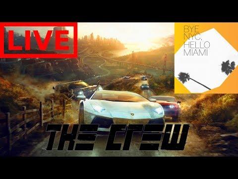 The crew - story stream