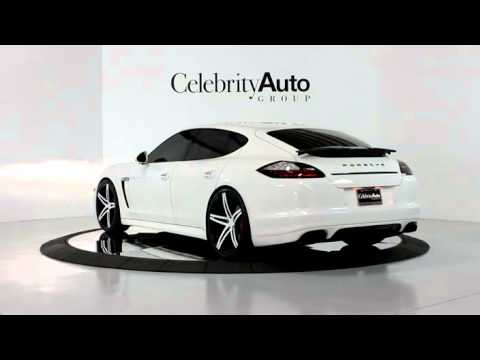 2012 porsche panamera turbo awd white beige sport chrono plus pkg rh youtube com 2012 porsche panamera 4 owners manual Porsche Panamera Black Rims