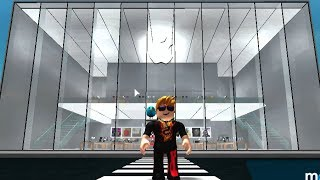 Apple store tycoon [Roblox] - SmitPlayz Making of iPhone in Roblox