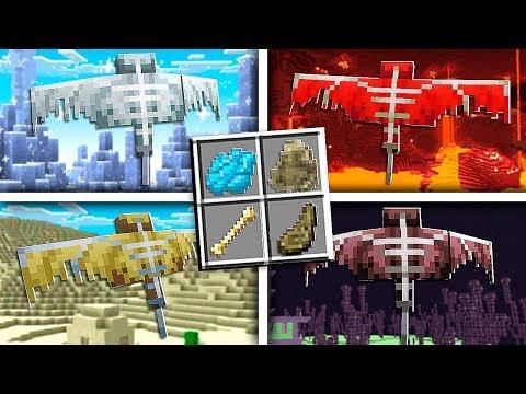 NEW Phantoms / Phantom Pets in MCPE! (Minecraft Addon Mod)