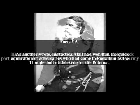 Winfield Scott Hancock Top # 9 Facts