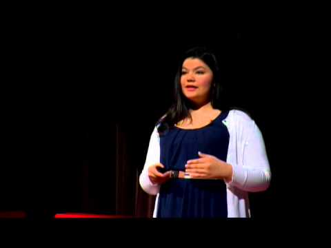 Words or Swords?: Isabel Doades at TEDxYouth@AnnArbor