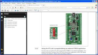 Обзор документации на stm32, часть 2.
