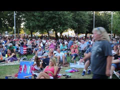 """Just Older"" Brentwood Concert in the Park 2016"