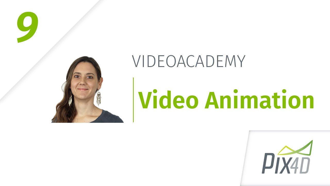How to create a 3D fly-through video animation - Pix4Dmapper Video Tutorial  9