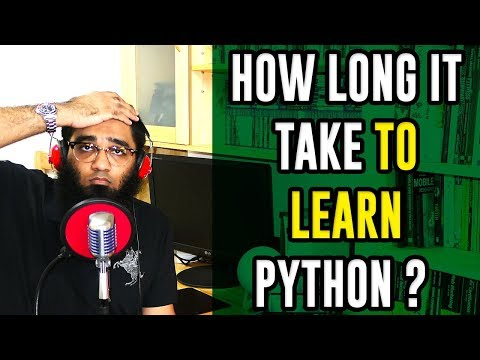 How Long it Take to Learn Advance Python ?