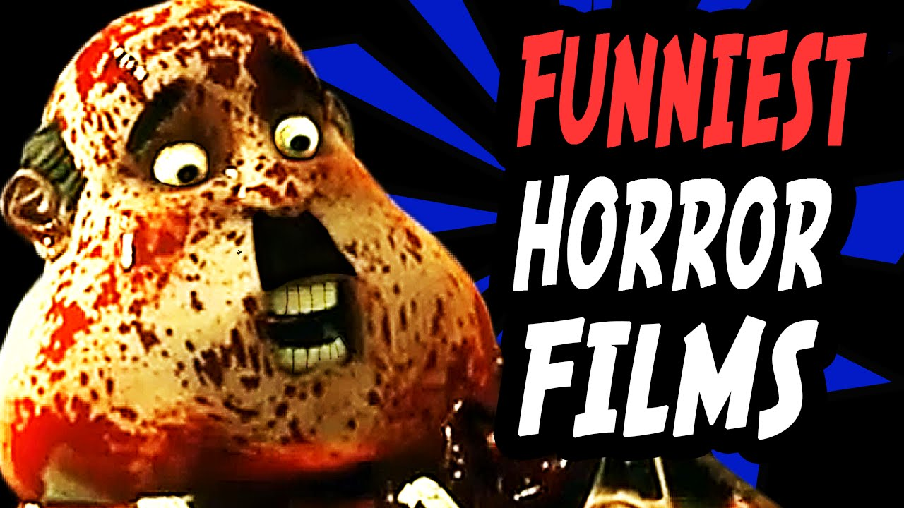 Top  Funny Horror Films Online