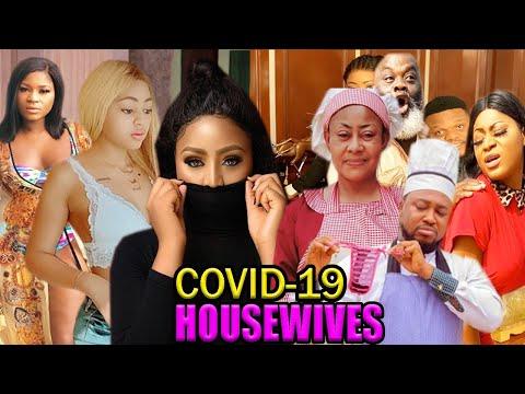 Covid-19 Housewives Season 1 – Regina Daniels & Ngozi Ezeonu 2020 Latest Nigerian Movie.
