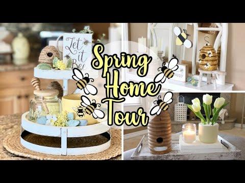 SPRING HOME TOUR|