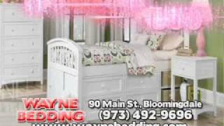 Kids Bedrooms, Bunk Beds, Beds, Teen Furniture At Wayne Bedding