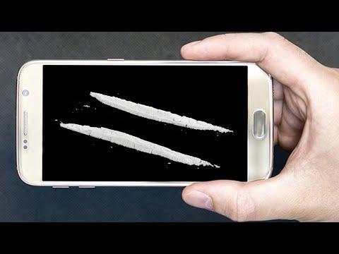 Are Smartphones As Addictive as Cocaine?