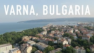 SOMETHING SPECIAL IN VARNA | DIGITAL NOMAD VLOG 29