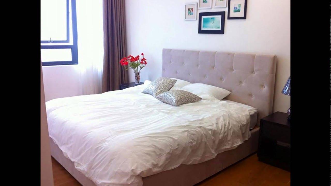 Cho thuê căn hộ indochina tầng 22 – 98m2 – full nội thất, 2 phòng ngủ – giá thuê 1300$