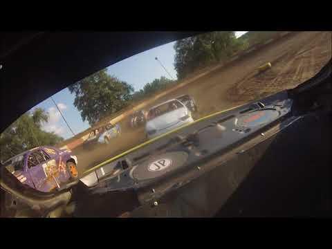 Peoria Speedway 8/12/17 Hornet Heat Race