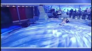 Angela Melillo - Domenica In - Balletto Tributo Battisti