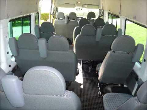 16 Seat Minibus Hire Norwich - Dolphin Travel, 01603 400400