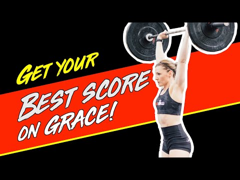Grace CrossFit® Benchmark Workout: Ultimate Strategy �� WODprep