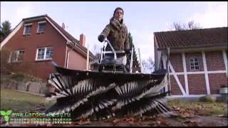Видео обзор подметальных машин Tielburger 2