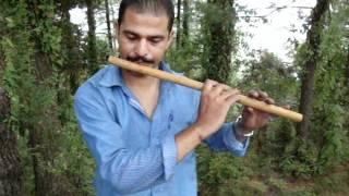 Tera gham mera gham Flute Played By Jawad Ali
