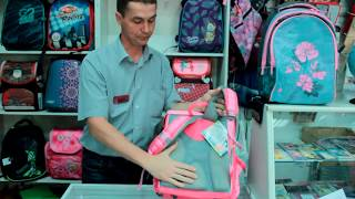 Обзор ранцев и рюкзаков от магазина