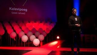 Inspireeriv kalevipoeg: Valdur Mikita at TEDxTallinn