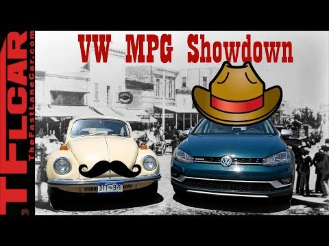 Old vs New: Is a Classic Beetle Less Thirsty Than A Modern VW? Beetle Diaries Ep.7