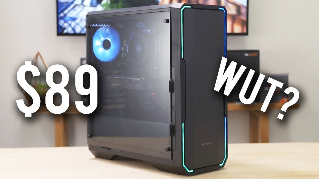 Building in the $89 Bitfenix Enso!! Full Review