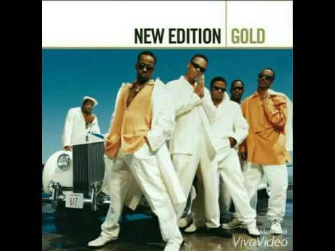 New Edition - Helplessly In Love (Lyrics)