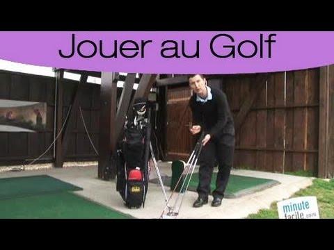 Golf : Apprendre les bases techniques