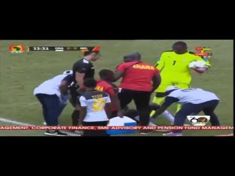 Ghana U17 0-0 Niger U17 - 2017 AFCON U17 semi final full match