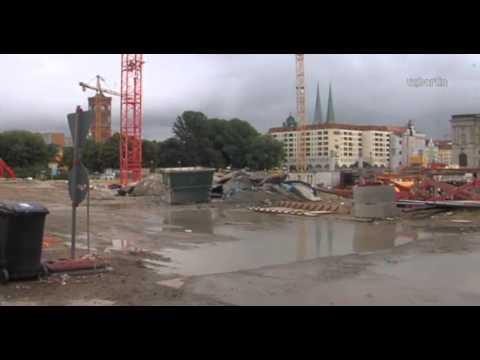 Schlossbau via Webcam