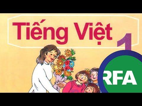 Người dân phản ứng về đề xuất cải cách Tiếng Việt | © Official RFA
